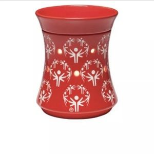 Scentsy Warmer Full Size Champion Special Olympics